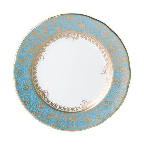 Bernardaud Limoges Eden Turquoise Bread & Butter Plate