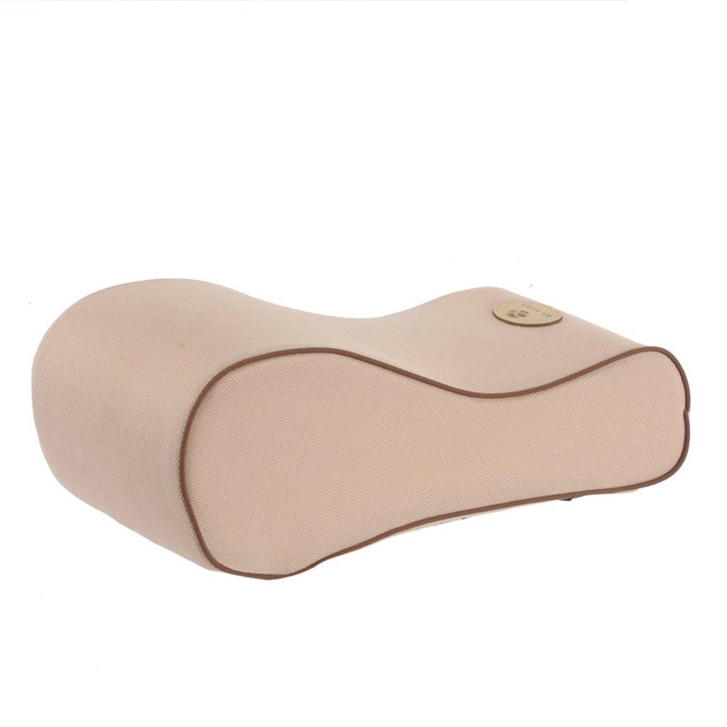 Home mall- Auto Armlehne Fall in der Kontrolle Hand zu helfen, erhöhen die Pad Innendekoration Memory Foam General Central Chair ( Farbe : Beige )