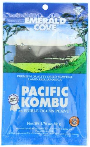 Emerald Cove Silver Grade Pacific Kombu, 1.76 Ounce