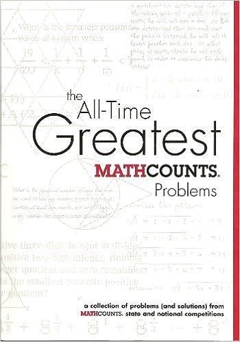 All time greatest mathcounts problems patrick vennebush all time greatest mathcounts problems patrick vennebush 9780967445304 amazon books fandeluxe Choice Image