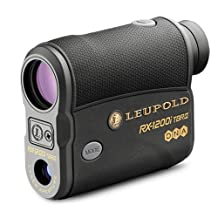 LEUPOLD RX-1200i TBR/W with DNA Laser Rangefinder Black/Gray OLED Selectable (17 by Leupold