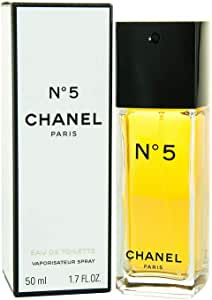 Number 5 by Chanel 50ml EDT Spray