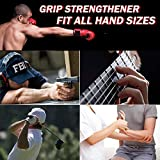 [Update] Hand Grip Strengthener(6 Pack), Forearm