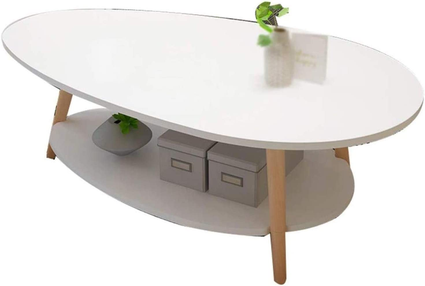 Small coffee table WGZ - Mesa de café con Forma de tropfeno ...