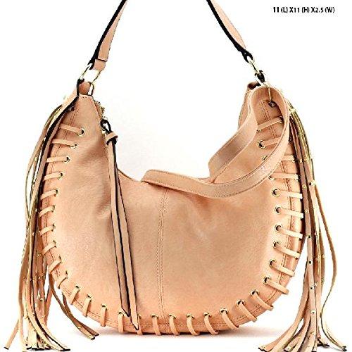 designer-rimen-co-inspired-side-fringe-handbag-pink