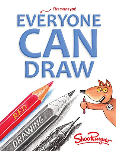Everyone can draw kindle edition by shoo rayner arts everyone can draw by rayner shoo fandeluxe Gallery