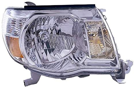 Depo 312-1186L-AC Toyota Tacoma Driver Side Replacement Headlight Assembly 02-00-312-1186L-AC