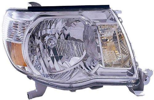 Depo 312-1186R-AF Toyota Tacoma Passenger Side Head Light Assembly
