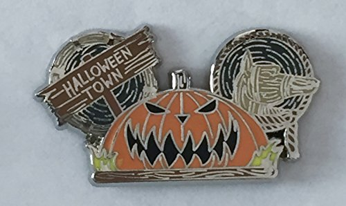 Disney Pin 117164 The Nightmare Before Christmas Earhat Mystery Collection - Halloween Town Pin -