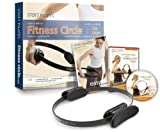 Stott Pilates Fitness Circle Lite DVD Gift Pack Second Edition by Stott Pilates