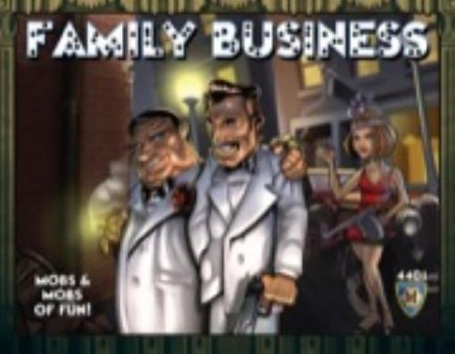 (Card Games Mayfair Games Family Business (3rd Edition) SW)