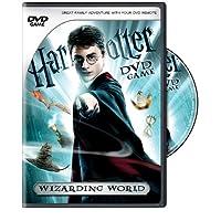 Harry Potter: Mundo mágico del juego de DVD