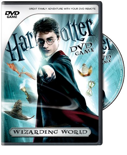 Wizarding World Dvd Game (Harry Potter: Wizarding World DVD Game)