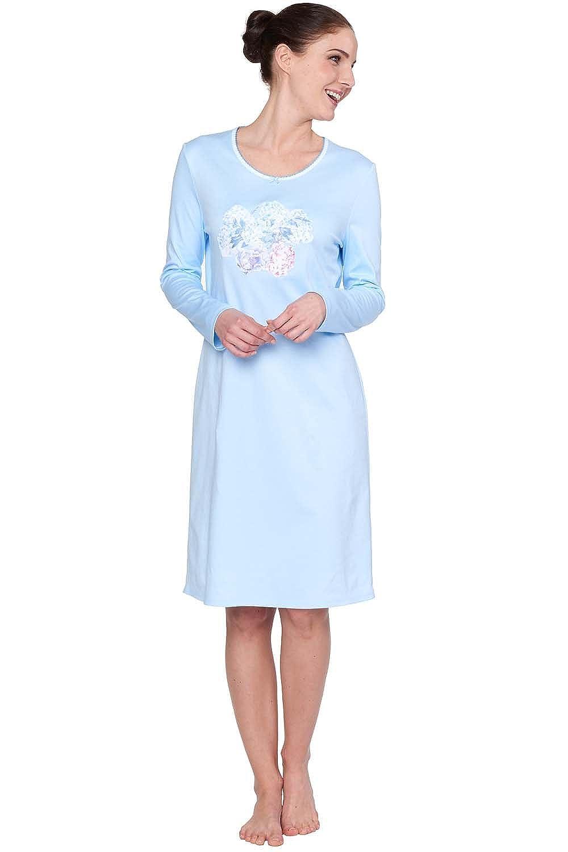 Rösch Damen Nachthemd Subtle Romance 1163548