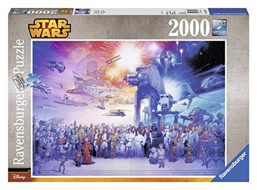 Star Wars The Legacy 2000 Soft Click Professional Premium Puzzle Episode 1 - 7 -