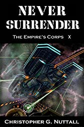 Never Surrender (The Empire's Corps Book 10) (English Edition)