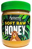Soft Raw Honey