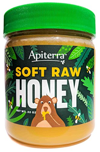 Soft Raw Honey by Apiterra