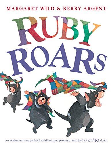 Ruby Roars by Allen & Unwin