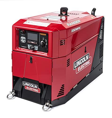 Lincoln Ranger 330MPX Engine Welder Generator -