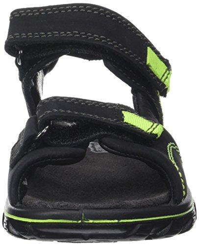 Primigi Pra 7647 - Zapatos Niños negro (Nero)