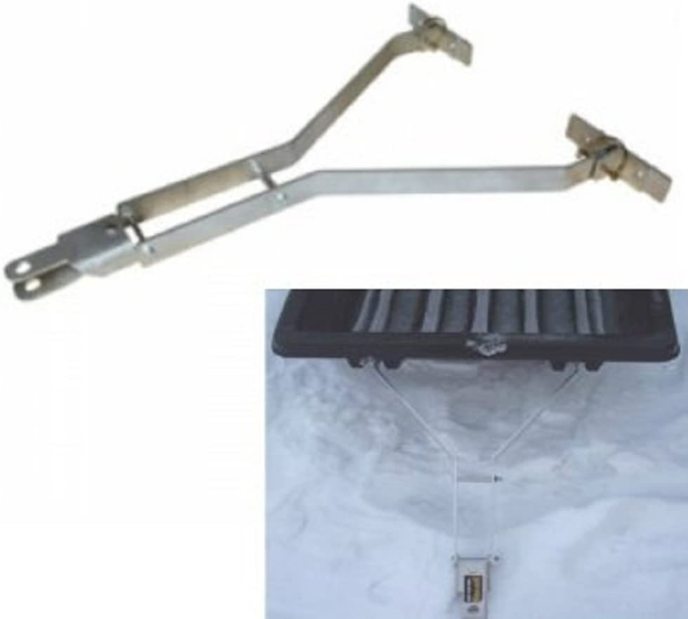Digger Winter Ice Fishing Cargo Sled FRONT Tow Hitch for ATV or Snowmobile