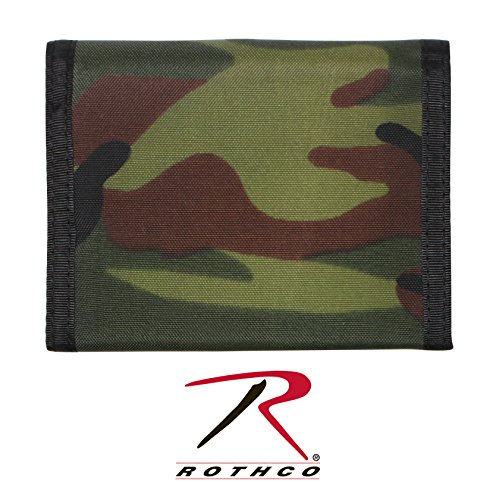 Rothco Commando Wallet - Camouflage