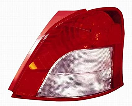 2008 toyota yaris hatchback tail light bulb replacement