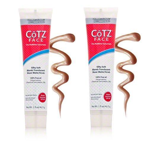 Cotz Face Sunscreen - 5