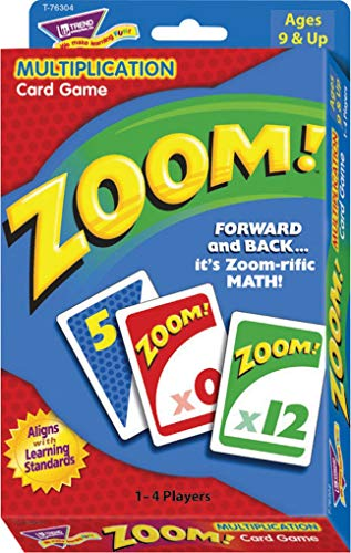 - Trend Enterprises T-76304 Zoom! Learning Game (100 Piece)