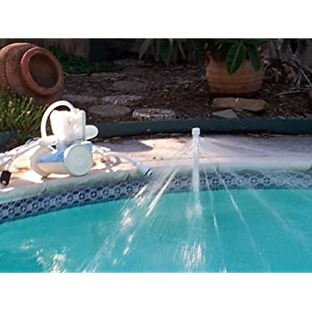 Pool Refresher Swimming Pool Fountain Chiller In Ground Swimming Pools Garden