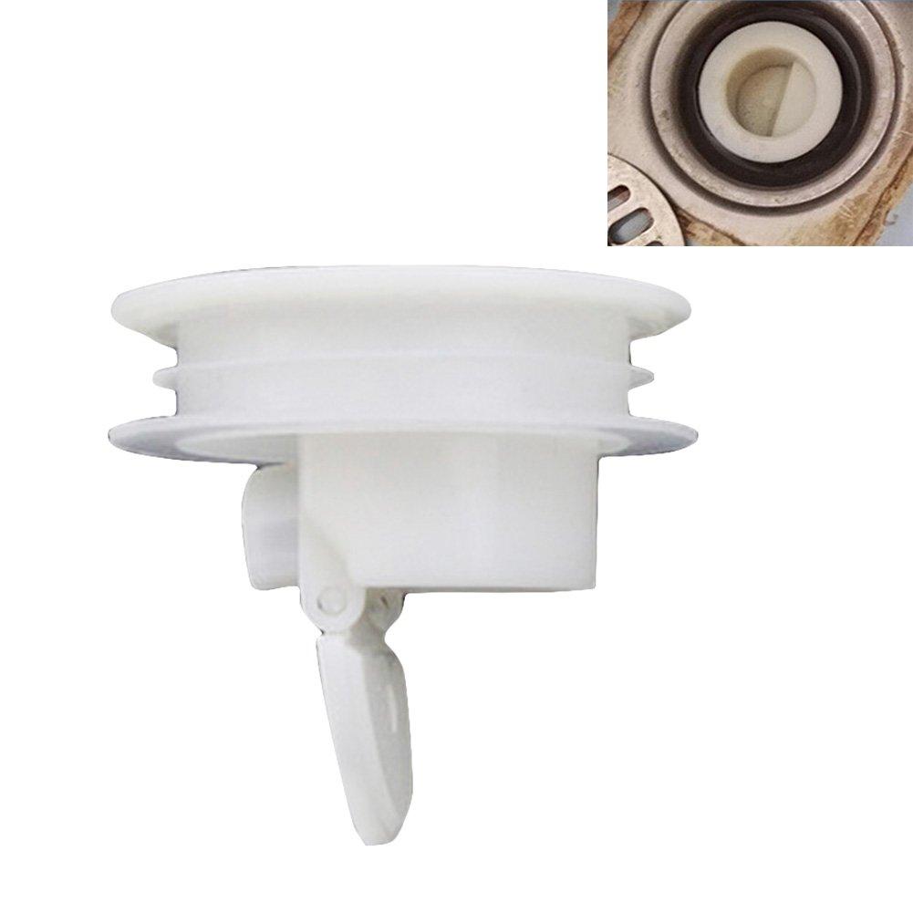 Cucina filtro per lavello tappo, plastica a prova di odore doccia scarico a pavimento copertura lavello bagno spina filtro Hinmay