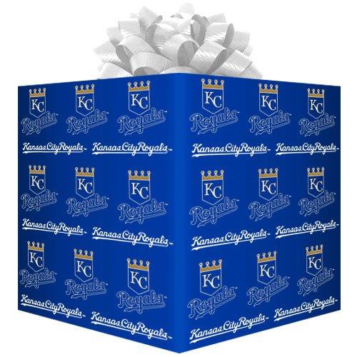 Mlb Kansas City Royals Wrapping Paper