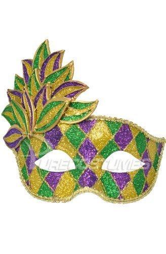 Mardi (Couples Mardi Gras Masks)