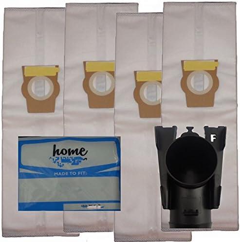 LTE (Gxfc) HEPACloth F STYLE - Bolsas de vacío para aspiradora ...