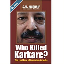 you killed karkare book