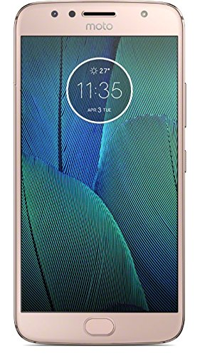 Motorola MOTO G5S Plus XT1806 32GB Factory Unlocked Cell Phone Blush Gold