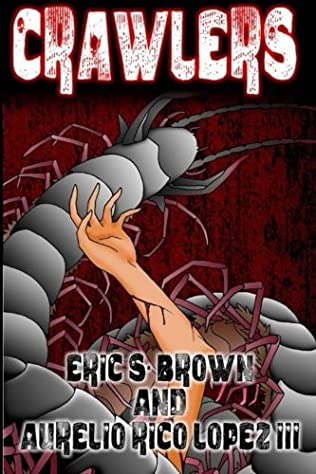 book cover of Crawlers