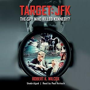 Target: JFK Audiobook