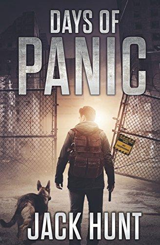 Days of Panic (EMP Survival Series) (Volume 1) [Hunt, Jack] (Tapa Blanda)