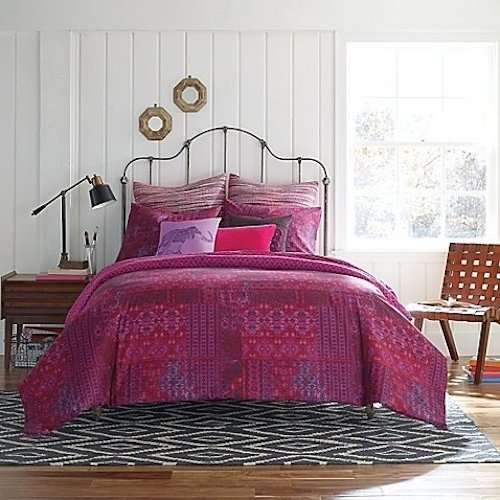 Anthology Kylie Twin,Twin Xl Comforter Set, Pink