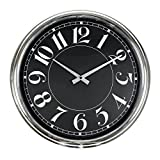 Poolmaster 52541 Mod Clock Outdoor, Black
