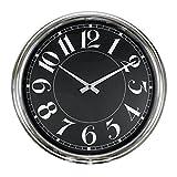 Poolmaster 52541 Mod Clock Outdoor, Black