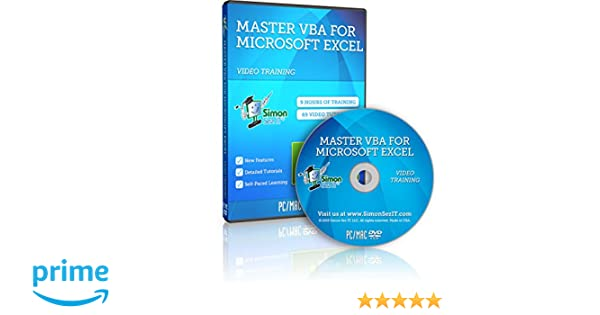 Master VBA Training for Microsoft Excel: Discover How to Put Excel on  Autopilot