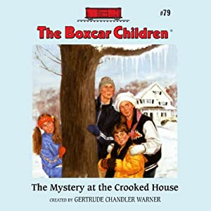 The Mystery at the Crooked House Audiobook