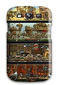 BDUjdQr2123wkcyC Tpu Case Skin Protector For Galaxy S3 Metal Slug With Nice Appearance