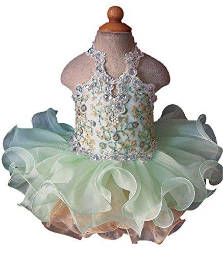 Newborn Pageant Dresses - 6