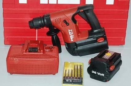 Hilti TE6A - Taladro de batería, producto de segunda mano