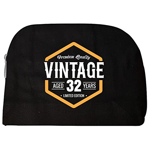 Vintage 32nd Birthday Gift - Cosmetic (32nd Birthday Rock)