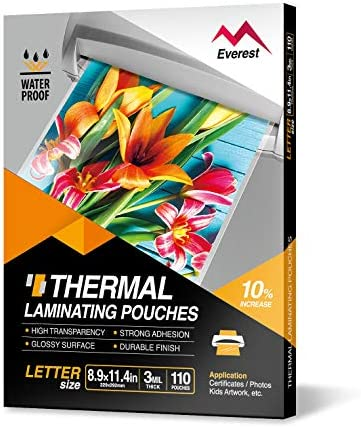 DIN A3/Laminating Pouches/ Olympia 9174/80/mic /Pack of 50